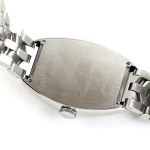 Franck Muller Master Banker Automatic Date SSteel Men's Wrist 5850 Box Cert