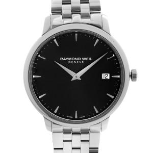 Raymond Weil Toccata 42 mm Steel Gray Dial Quartz Mens Watch 5588-ST-60001
