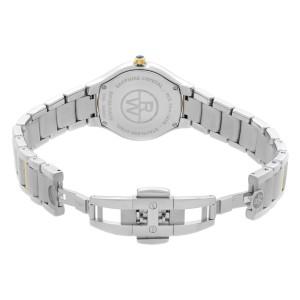 Raymond Weil Noemia Steel Diamonds White MOP Dial Ladies Watch 5132-STP-00985