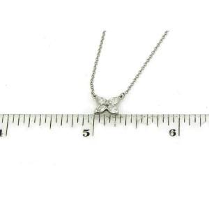 Tiffany & Co. Victoria Diamond Platinum Pendant