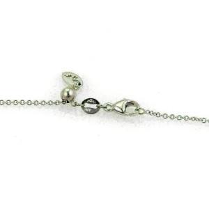 Hearts On Fire Assemblage diamond 18k White Gold Pendant