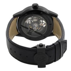 Raymond Weil Freelancer PVD Steel Black Dial Automatic Mens Watch 2715-BKC-20021