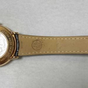 Raymond Weil Maestro 39.5mm Leather Steel Black Automatic Watch 2238-PC5-00209