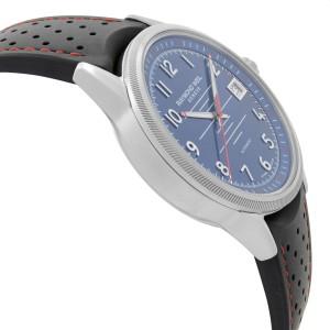 Raymond Weil Freelancer 42mm Steel Blue Dial Automatic Mens Watch 2754-SR-05500
