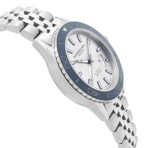 Raymond Weil Freelancer Steel Silver Dial Automatic Mens Watch 2760-ST4-65001