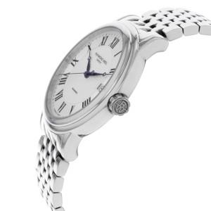 Raymond Weil Maestro Steel Silver Roman Dial Automatic Mens Watch 2837-ST-00659