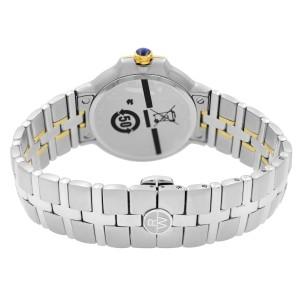Raymond Weil Parsifal Two-Tone Steel White Dial Quartz Mens Watch 5580-STP-00308
