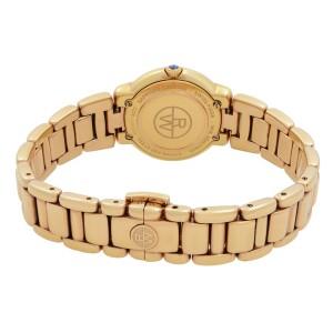 Raymond Weil Jasmine Rose Gold Tone Steel Silver Dial Ladies Watch 5229-P5-01659