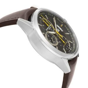 Raymond Weil Freelancer Steel Black Dial Automatic Mens Watch 7730-STC-20021