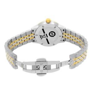 Raymond Weil Freelancer 34mm Two Tone Steel MOP Dial Ladies Watch 5634-STP-97021