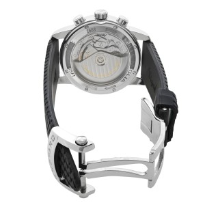 Chopard Mille Miglia GMT 42mm Chronogprah Steel Black Dial Men Watch 168992-3001