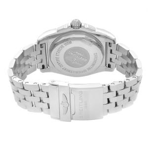 Breitling Galactic 36 Steel Diamond MOP Dial Quartz Ladies W7433012/A780-376A