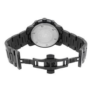 Movado Bold Chronograph Ion-Plated Steel Black Dial Quartz Mens Watch 3600484