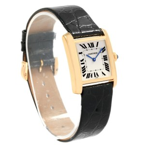 Cartier Tank Francaise W50003N2 25mm Womens Watch