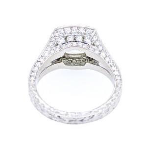 Jack Kelege KPR475 Platinum Diamonds Ring