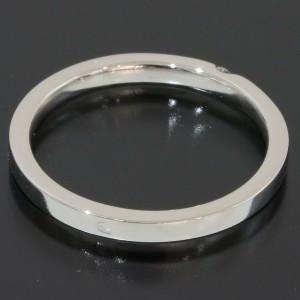 Fred Platinum 1P Diamond Band Ring