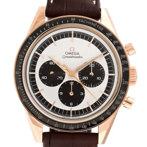 Omega Speedmaster 311.63.40.30.02.001 18K Sedna Gold 39.7mm Mens Watch