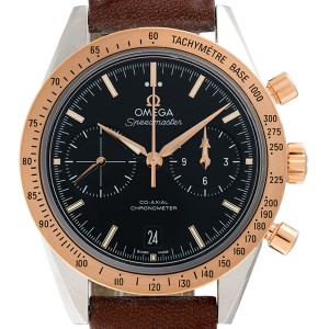 Omega Speedmaster 33122425101001 Stainless Steel Automatic 41.5mm Mens Watch