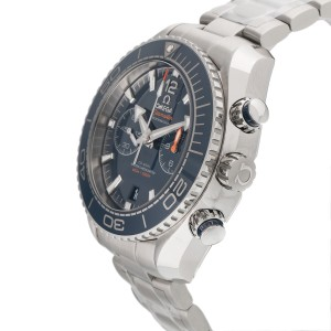 Omega Seamaster Planet Ocean 215.30.46.51.03.001 Stainless Steel Automatic 45.5mm Mens Watch