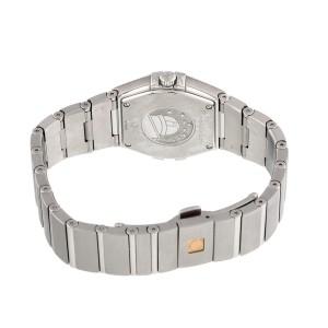 Omega Constellation 123.10.27.60.55.004 Stainless Steel Quartz 27mm Womens Watch