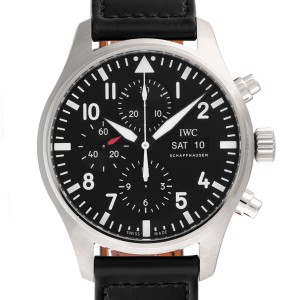 IWC Pilot IW377709 Stainless Steel Automatic 43mm Mens Watch