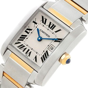 Cartier Tank Francaise W51012Q4 25mm Womens Watch