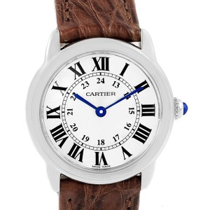 Cartier Ronde W6700155 29mm Womens Watch