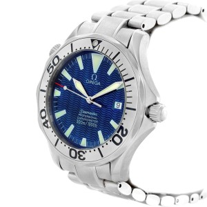 Omega Seamaster 2255.80.00 41.5mm Mens Watch