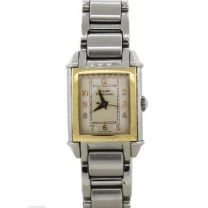Girard-Perregaux Vintage 1945 18K Yellow Gold & Stainless Steel Watch