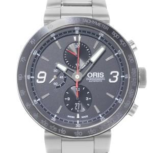 Oris TT1 67476594174MB 45mm Mens Watch