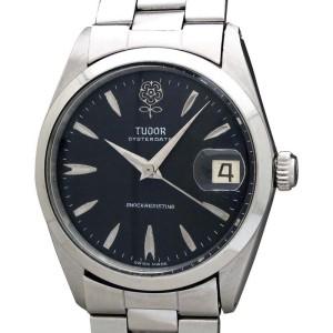 Tudor Oyster Date 7962 Vintage 34mm Mens Watch