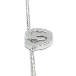 Piaget 750 White Gold with Diamond Pendant Necklace