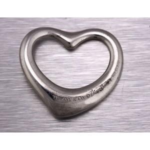 Tiffany & Co. Elsa Peretti 925 Sterling Silver Diamond Pendant