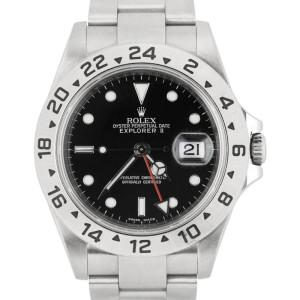 Rolex Explorer II 16570T 40mm Mens Watch