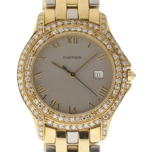 Cartier Panthere Cougar 3583 32mm Womens Watch