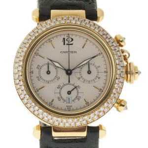 Cartier Pasha 0960-1 38mm Mens Watch