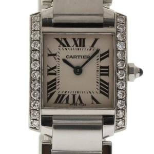 Cartier Tank Francaise W51008Q3 20mm Womens Watch