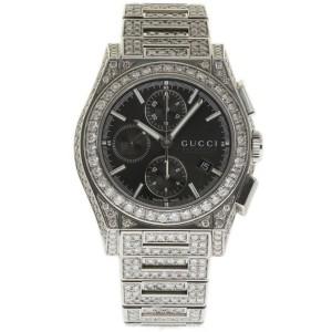 Gucci Pantheon YA115206 45mm Mens Watch