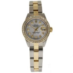 Rolex Datejust 69173 26mm Vintage Womens Watch
