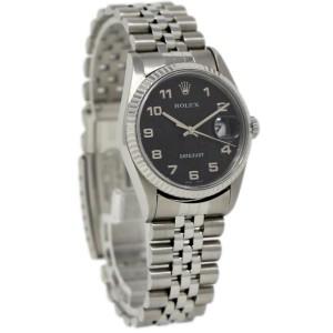 Rolex Datejust 16220 36mm Mens Watch