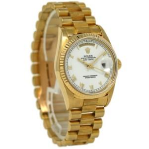 Rolex Day-date 18248 36mm Mens Watch