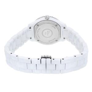 Christian Dior VIII Ceramic Diamond Steel Quartz Ladies Watch CD1221E4C001