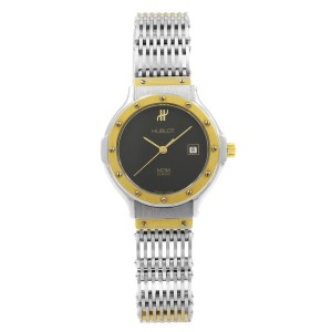 Hublot MDM Classic Senyora Steel Yellow Gold Quartz Ladies Watch 1390.100.2