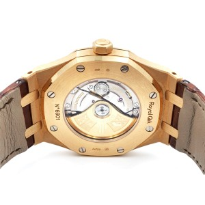Audemars Piguet Royal Oak 18K Rose Gold Automatic 15400or.oo.d088cr.01
