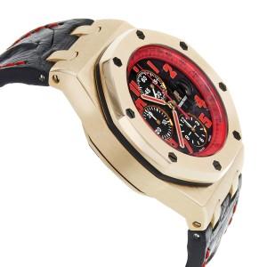 Audemars Piguet Royal Oak Offshore 26299OR.OO.D001GA.01 18K Rose Gold Watch