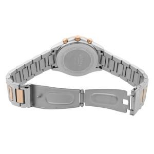 Rotary Diamond Accented Rose Gold-Tone Quartz Ladies Watch LB00063/05