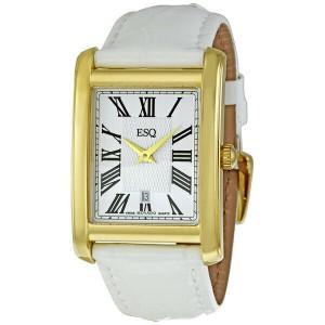 ESQ by Movado Fillmore Silver-Tone Dial Women's Watch 07101382