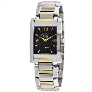 ESQ Men's Venture Watch Swiss Quartz Mineral Crystal 7300716