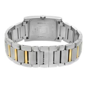 ESQ Swiss Venture Stainless Steel SIlver Dial Quartz Mens Watch 7300674