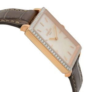 Gomelsky Shirley Fromer Steel Mother Of Pearl Quartz Ladies Watch  G0120072640